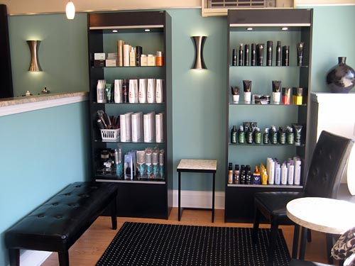 Headlines Hair Design in Havertown, PA - New Salon Decor